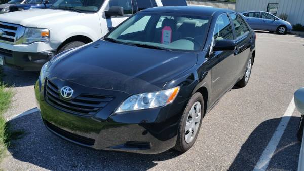 2008 Toyota Camry LE   69,750 miles $8500
